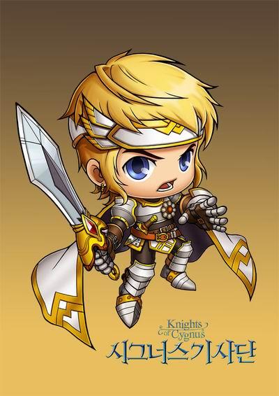 力量的象征--魂骑士  在大作遍地的今日,《冒险岛online》可...