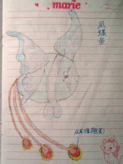 海底世界 9岁儿童 非凡创意