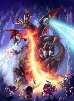 《冒险岛》蘑菇城版怪物杀戮攻略首发