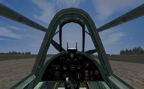 全景战争网游激战海陆空飞机操作挑战玩家