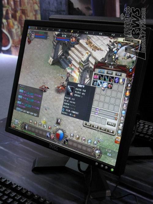 bigworld引擎制作 《猎国》网博现场试玩图片