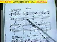 少儿电子琴初学入门 电子琴指法图图片
