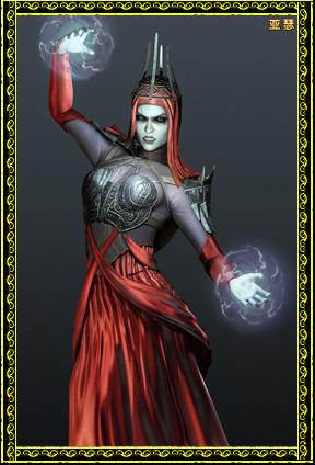 阿玛希尔曾经是巫王的手下