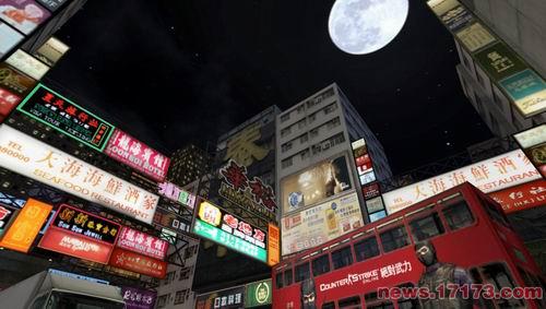 《反恐精英ol》香港背景新地图公开(图)图片