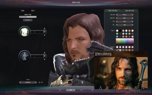 《永恒之塔》建角色 诞生不少明星脸(图)