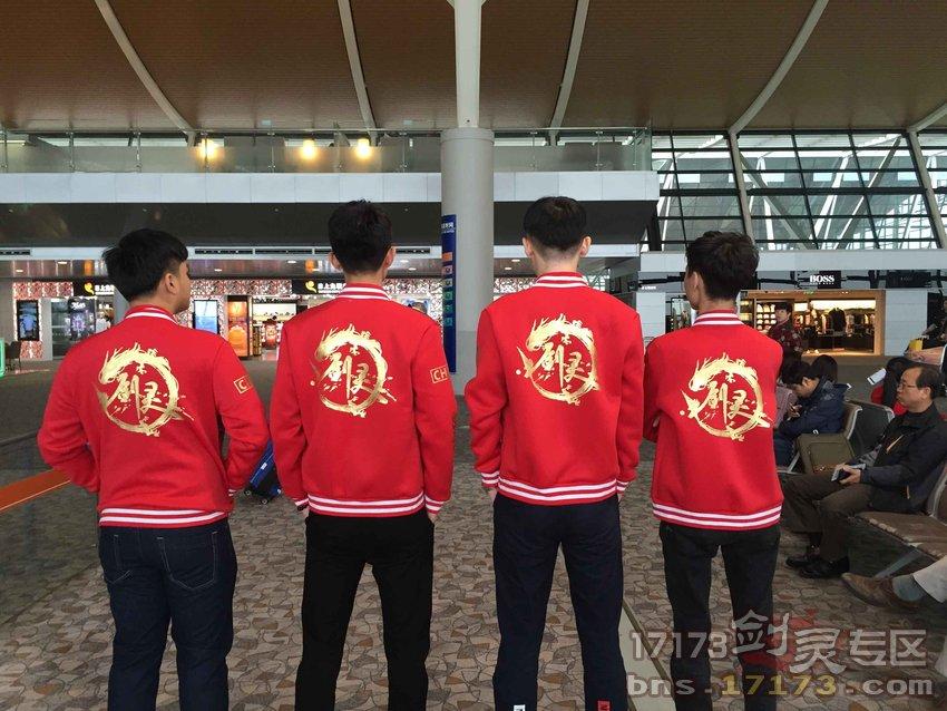 剑灵世锦赛中国历史以来最帅战袍曝光
