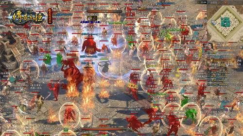 玛法大陆冒险指南 开心畅玩《传奇永恒》