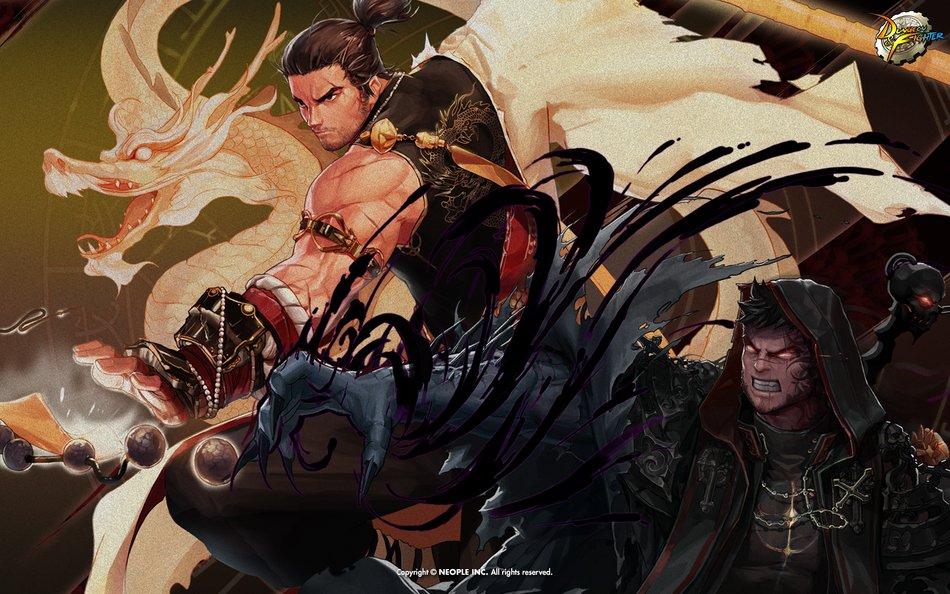 复仇者&驱魔师二次觉醒超清壁纸原画抢先看!