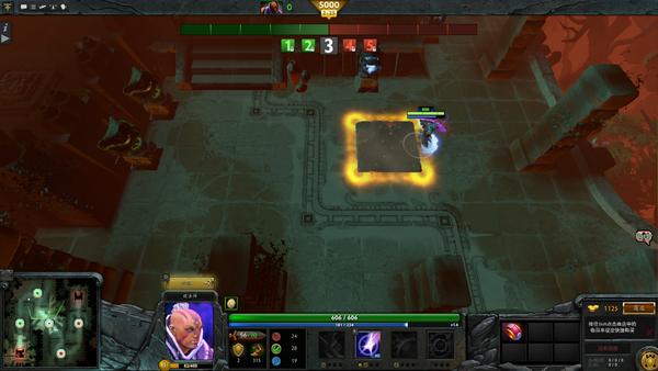 DOTA2 RPG灵园鬼域攻略 地图元素介绍
