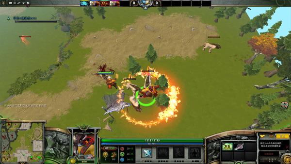 DOTA2 RPG地图推荐:天地风云录