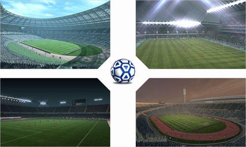《FIFA Online3》2014揭幕内测:画面引擎更新