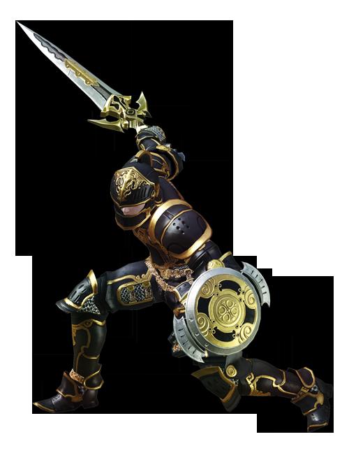 最终幻想14职业资料:剑术师