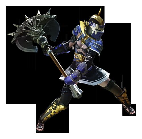 最终幻想14职业资料:斧术师