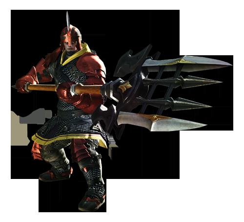 最终幻想14职业资料:枪术士