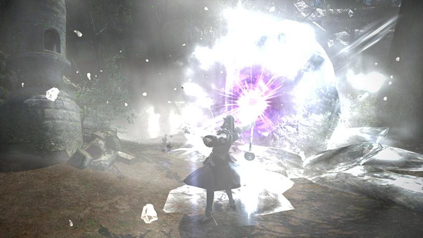 最终幻想14职业资料:咒术师