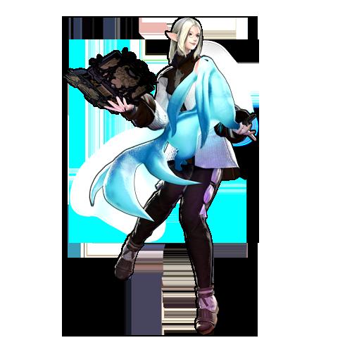 最终幻想14职业资料:秘术师