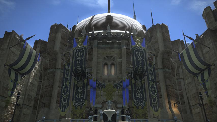 最终幻想14资料之地域和城市:乌尔达哈