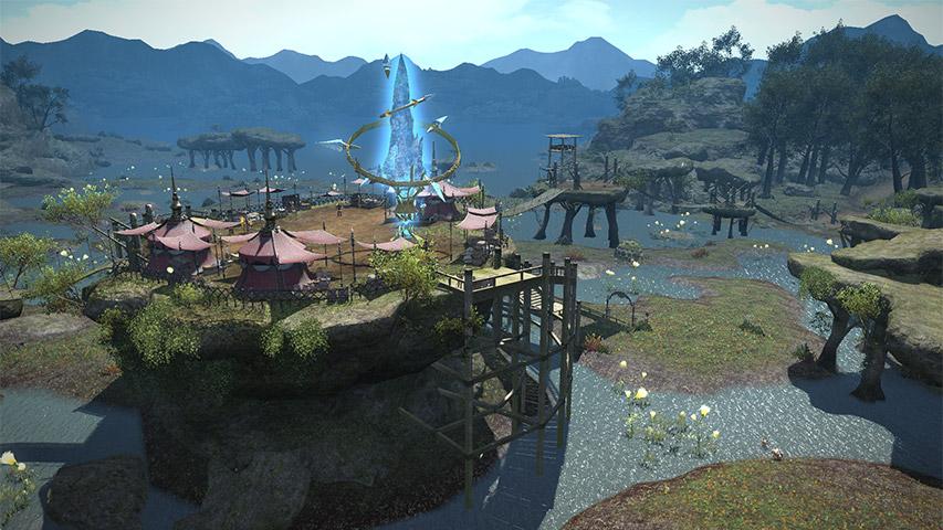 最终幻想14资料之地域和城市:格里达尼亚
