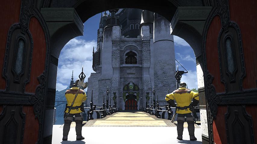最终幻想14资料之地域和城市:利姆萨·罗敏萨