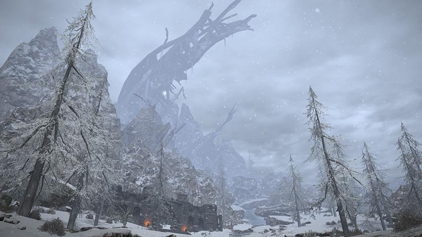 最终幻想14资料之地域和城市:伊修加德