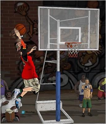 自由篮球五大革新介绍