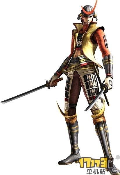 《战国bsara4》初始武将&第三衣装判明