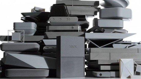 微软Xbox工业设计师:XB1原型机有75个