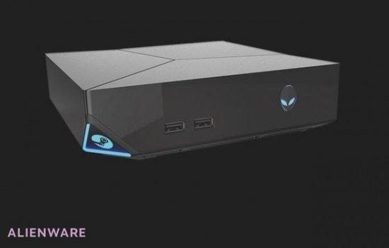 Alienware每年都会推出新款Steam Machine