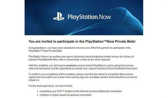 索尼确认 PS NOW云游戏网速要求5Mbps