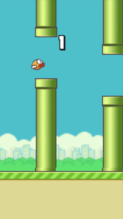 任天堂否认《Flappy Bird》下架与其有关