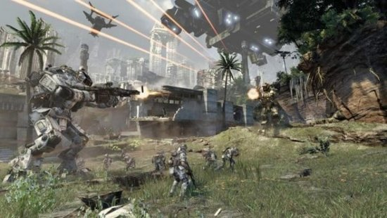 Xbox官网误现《泰坦陨落》数字版预订