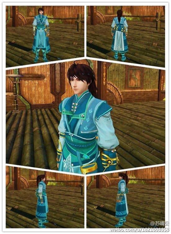 《古剑奇谭2》MOD 乐无异外装鲛人装