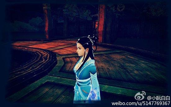 《古剑奇谭2》MOD 闻人羽外装水墨风韵