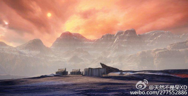《古剑奇谭网络版》美图赏——赤水盐湖