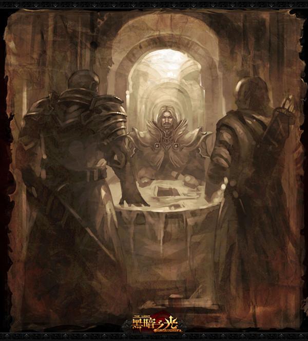 怒拔石中剑《黑暗之光》亚瑟王时代圣物