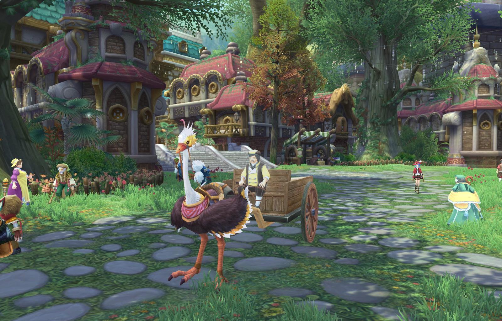 幻想神域游戏特色
