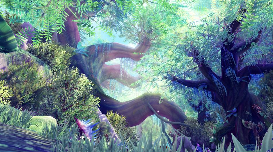 战斗刺激画面清新 幻想神域游戏评测
