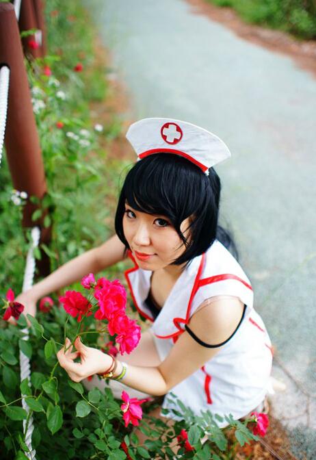 护士皮肤阿卡丽