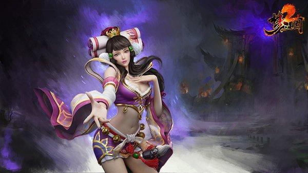 年度竞技大作 《梦三国2》竞爆公测今日开启!