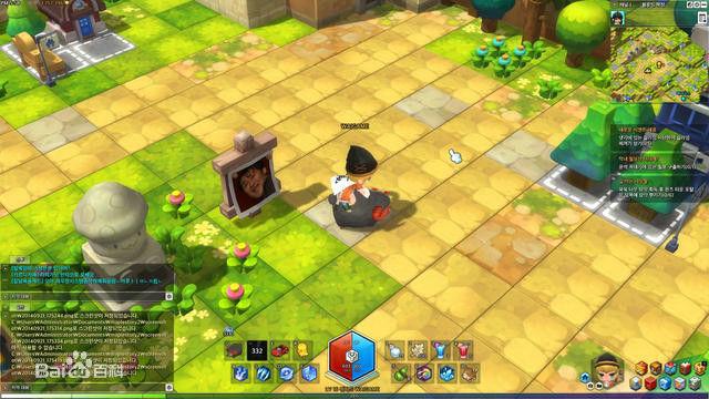 冒险岛2游戏特色 五颜六色的视觉冲击