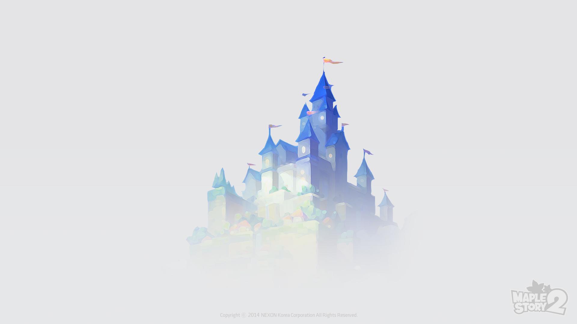 冒险岛2精美高清桌面壁纸原画