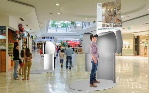 未来看房购房新手段:VR、无人机和大数据