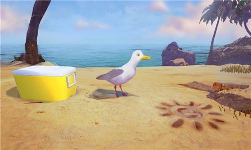 这是一款小游戏 但它预示了VR发展的方向