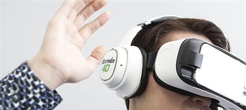 """三星研发4D耳机,让""""感觉""""更加真实"""