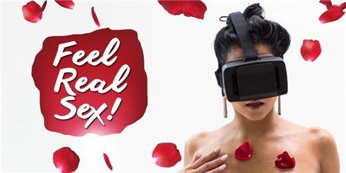 VR性爱机器人即将来临 未来或有VR妓院?