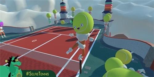 《自拍网球》一款需要用生命去玩耍的VR游戏