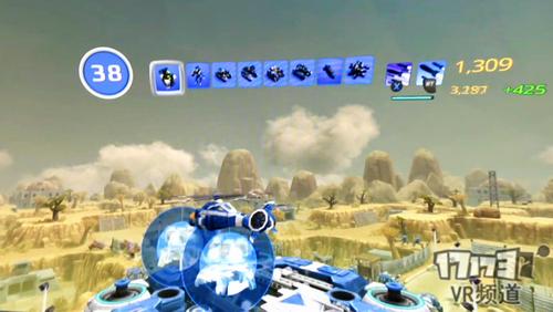 VR也能玩MOBA!《空甲联盟:命令》试玩