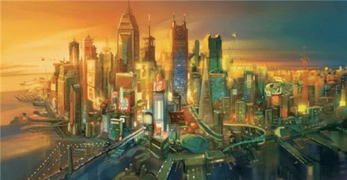 在VR成长出来的虚拟经济体 将会颠覆BAT?