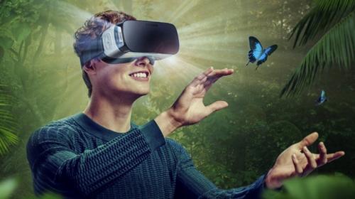 小伙伴都震惊了!手机+眼镜框也能有万元VR效果