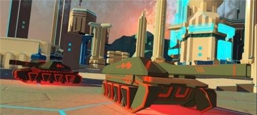 VR坐地打飞机 PSVR游戏《Battle Zone》试玩